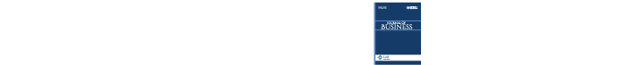Journal of Business logo